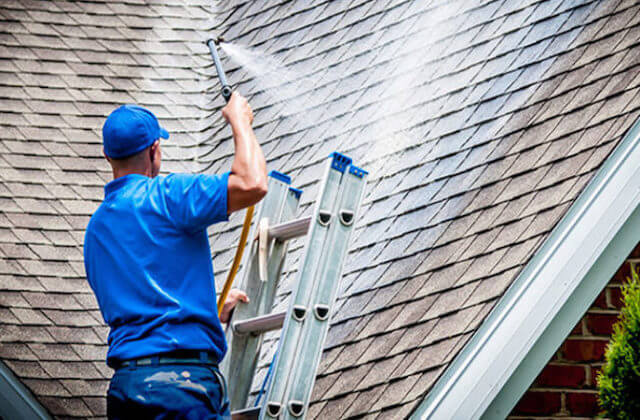 pompano beach roof cleaning