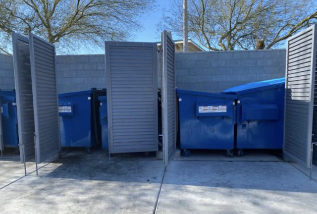 dumpster cleaning in pompano beach